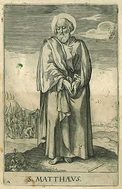 Apostel Matthäus